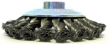 Tallerkenbørster -Tvunnet tråd